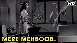 Mere Mehboob Full Video Song (Version 2)   Mr. X In Bombay Songs 1964   Kishore Kumar Hits