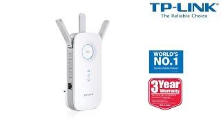 tp link ac1750 wifi range extender re450