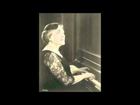 Myra Hess plays Schubert's Sonata in A, D 664