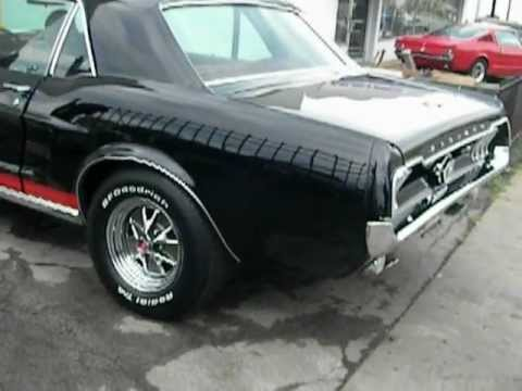 for sale 1967 ford mustang black red interior very sharp