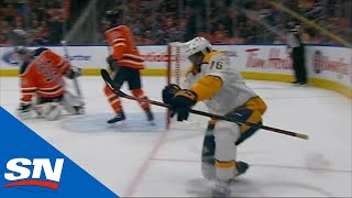P.K. Subban Torches The Oilers With A Short-Handed Snipe