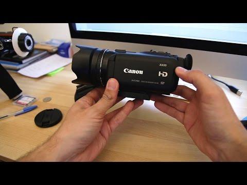 Canon XA10 Review | HD Digital Video Camera | Camera Review