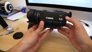 Canon XA10 Camcorder Review - HD Digital Video Camera(Check out the Canon XA10 on Amazon: http://amzn.to/KzeKuW Canon Australia link to XA10: ..., 2012-07-14T14:05:25.000Z)