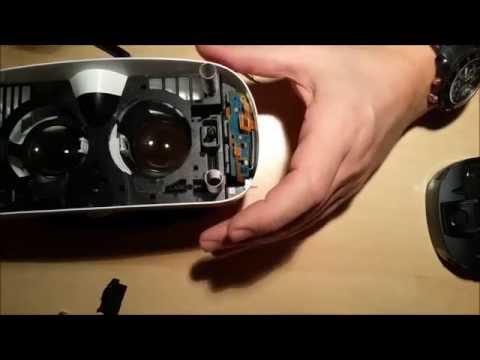 Samsung Gear VR IPD Mod #1 : Disassembling
