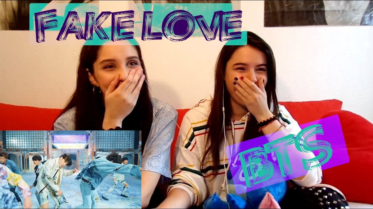 BTS 'FAKE LOVE' Official MV SPANISH REACTION (Teorías: Jungkook, ¿El niño de Omelas?)