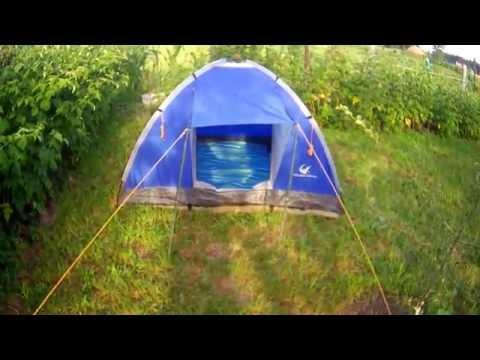 Офис в палатке!!