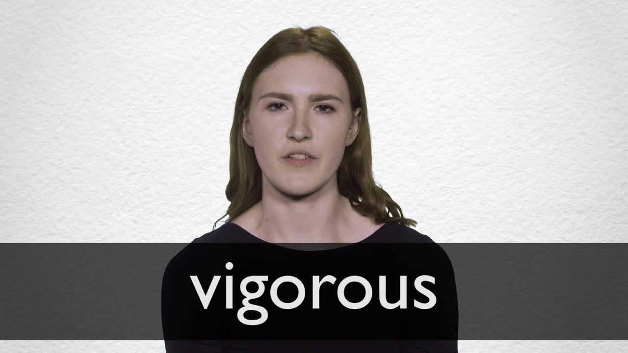 Vigorous Synonyms | Collins English Thesaurus