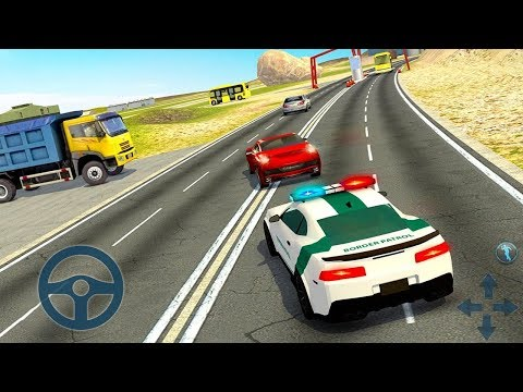 Border Police 2018 Cop Vs Gangster (by Tap2Play LLC) Android Gameplay [HD]