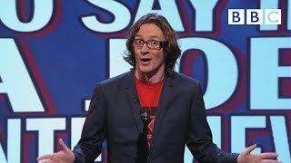 bad things to say in a job interview mock the week series 10 episode 10 preview bbc two