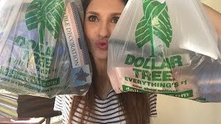 DOLLAR TREE Planner & ect. HAUL |  2016