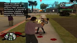 GTA san andreas - DYOM mission # 3 - gtaguidesita VS whores ( HD )