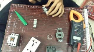 Hướng dẫn khắc phục khởi động từ ( contactor ) bị kêu,rè
