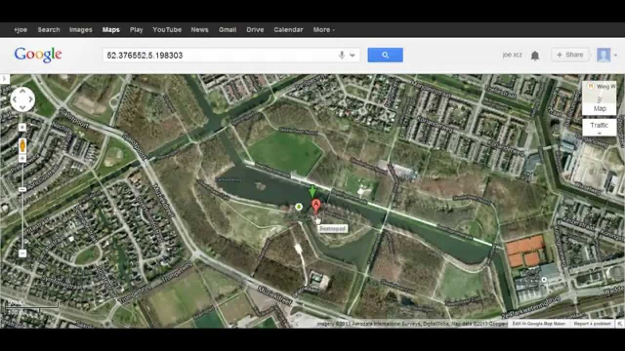 Dead on Google Maps! - YouTube  Google Maps on