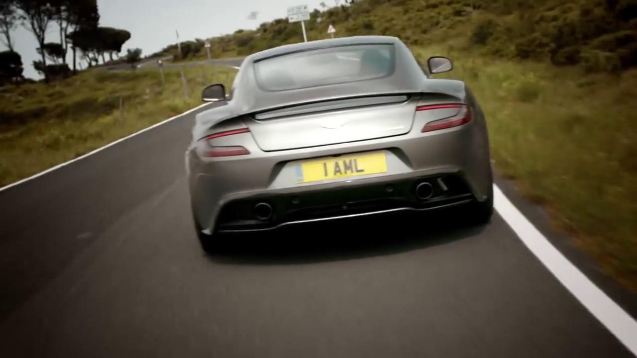 Aston Martin Vanquish Exotic Car Rentals In Los Angeles - Aston martin vanquish rental