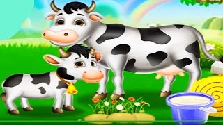 Learn Animal Names - Animals games - Funny Animals Care Game For Kids