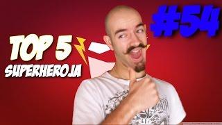 KDV #54 -TOP 5 Superheroja