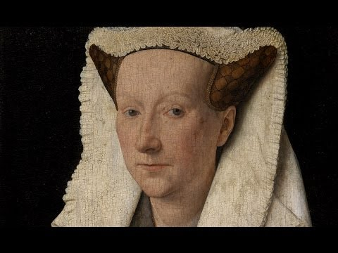 Oil painting lessons | Portrait in Jan van Eyck style | Old Masters style | Paint in Dead Colours