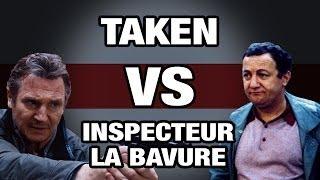 Taken VS Inspecteur la Bavure (Coluche) - WTM