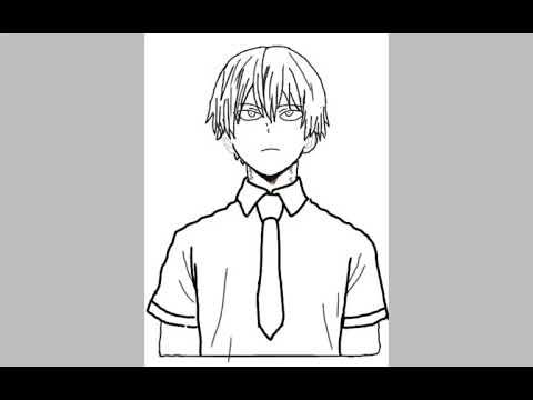 Todoroki Edit From My Hero Academia Youtube