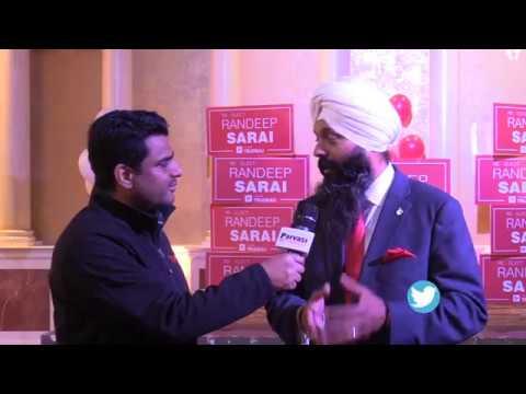 MP Randeep Sarai Fundraiser - An evening with Randeep Sarai
