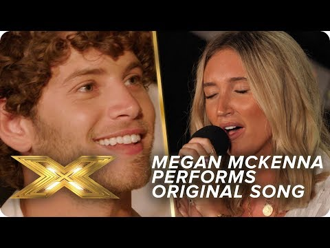 Megan McKenna performs her heartfelt original song 'Everything But You'   X Factor: Celebrity