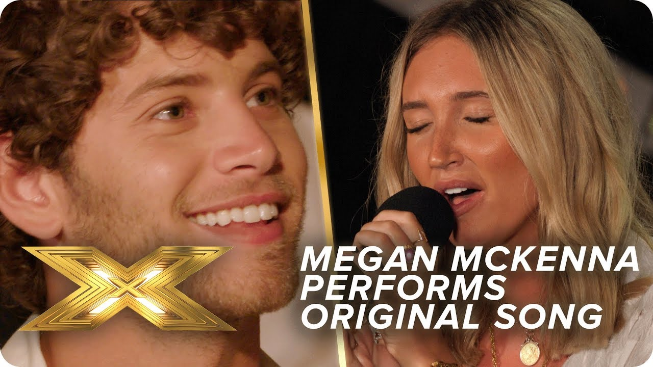 Megan McKenna performs her heartfelt original song 'Everything But You' | X Factor: Celebrity