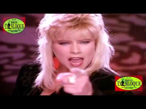 Samantha Fox I Only Wanna Be With You HD BAR EL DISLOQUE