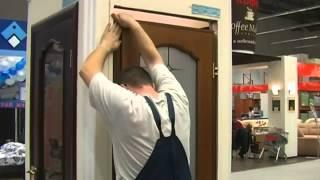 Установка межкомнатных дверей своими руками(Установка межкомнатных дверей своими руками., 2012-06-20T11:46:55.000Z)