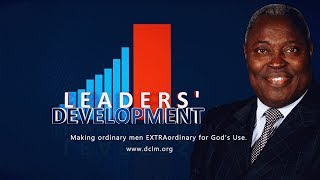Leaders' Development (November 20, 2018)