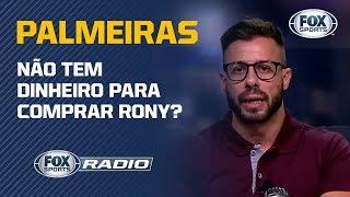 PALMEIRAS ESTÁ SEM DINHEIRO PARA CONTRATAR? Veja o debate no FOX Sports Rádio