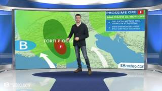 Allerta Meteo Liguria e Piemonte: ecco i dettagli.