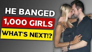 Regular Guy Sleeps With 1,000 Girls -- What's Next!?