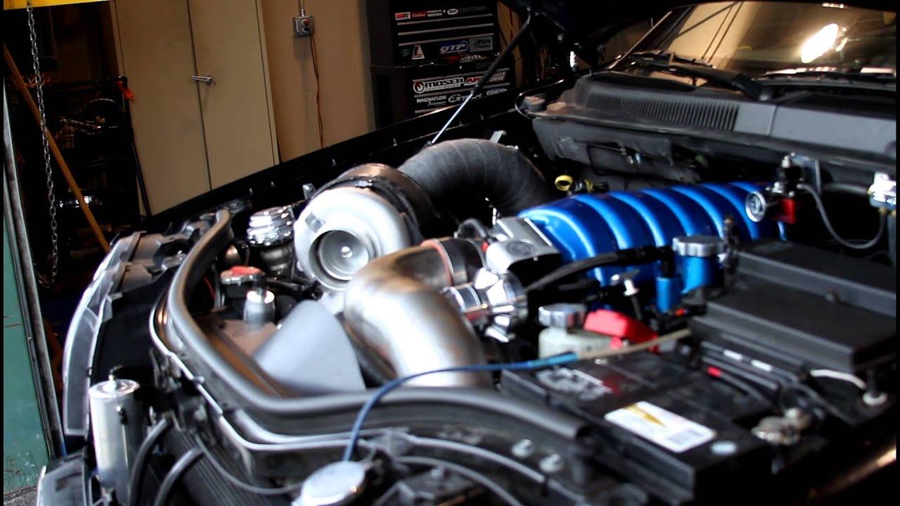 6 4l Jeep Srt8 Turbo Youtube