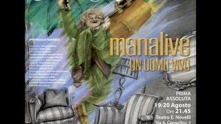 """Meeting 2013: """"Manalive - Un uomo vivo"""" lunedì 19 e martedì 20 agosto"""