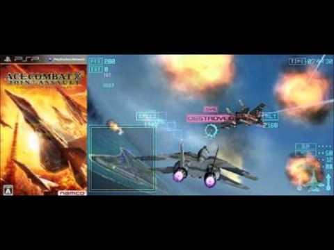 [CSO] Ace Combat X2 Joint Assault - YouTube