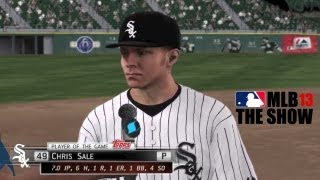 MLB 13 The Show - The Show Live