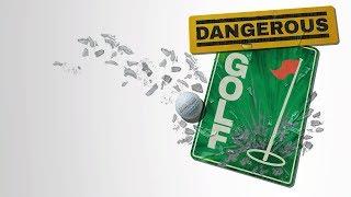 DANGEROUS GOLF (Indie game)