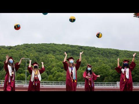 Naugatuck High School Graduation - Wave 1