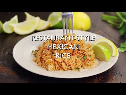 Recipe: Restaurant Style Mexican Rice