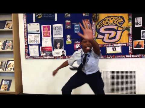 The Phillips Nae Nae Video