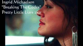 Pretty Little Liars Soundtrack 2x21 - Can