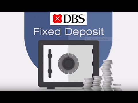 DBS Bank Fixed Deposit