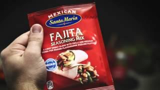 Santa Maria Chicken Fajita