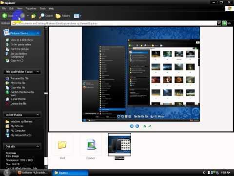 UXTheme Patch For Windows XP SP2 Final Download