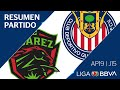 Resumen Y Goles | Pumas 1 - 1 Juárez | Liga MX - Apertura 2019  - Jornada 18 | TUDN