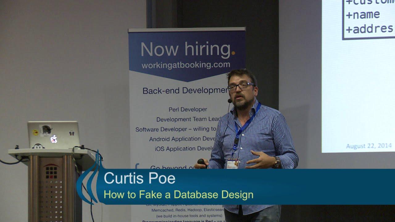Popular Perl & Database videos