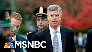 Amb. Bill Taylor's 'Devastating' Opening Statement Draws 'Direct Line' To Trump | Deadline | MSNBC