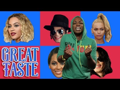 Michael Jackson vs. Beyonce (Part 2) | Great Taste