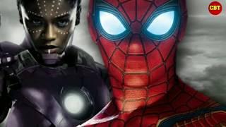 Marvel spiderman in deadpool 3, wolverine, fantastic 4,captain marvel 2 and avengers 5 explained in