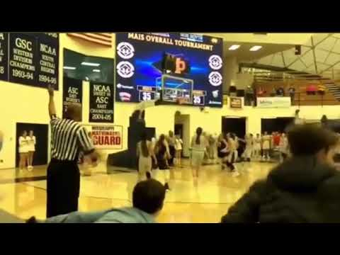 Leake Academy defeats MRA on last second 3-point shot